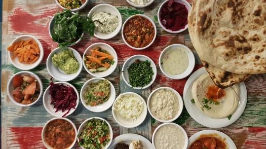 Israel - Encuentros de Sabores